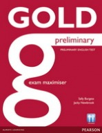 Gold Preliminary Exam Maximiser without Key with Online Audio
