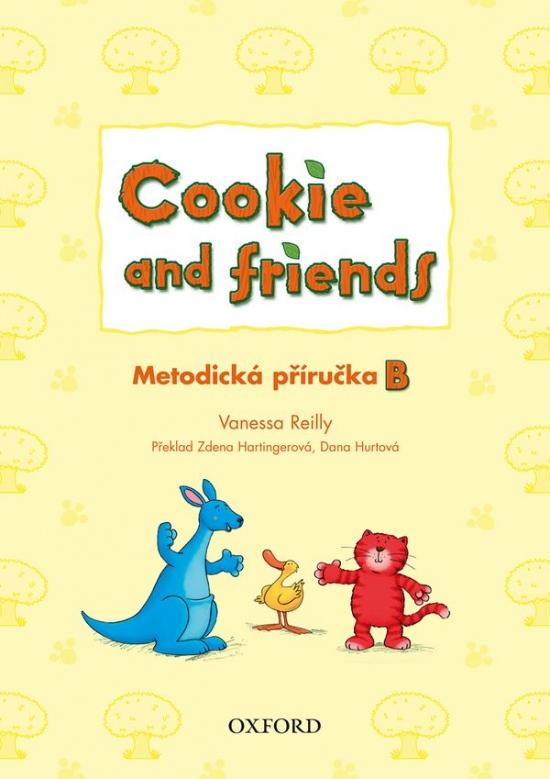 Cookie and Friends B Teacher´s Book Czech Edition