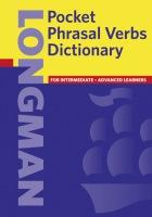 Longman Pocket Phrasal Verbs Dictionary Cased : 9780582776425