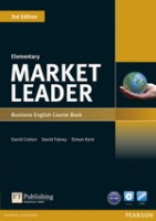 Market Leader Elementary (3rd Edition) Coursebook with DVD-ROM and MyLab Access Code : 9781447922261