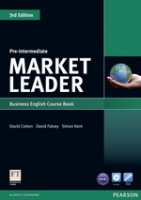 Market Leader Pre-Intermediate (3rd Edition) Coursebook with DVD-ROM and MyLab Access Code : 9781447922285