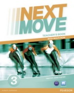 Next Move 3 Teacher´s Book with Multi-ROM