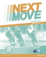 Next Move 3 Workbook with MP3 Audio CD