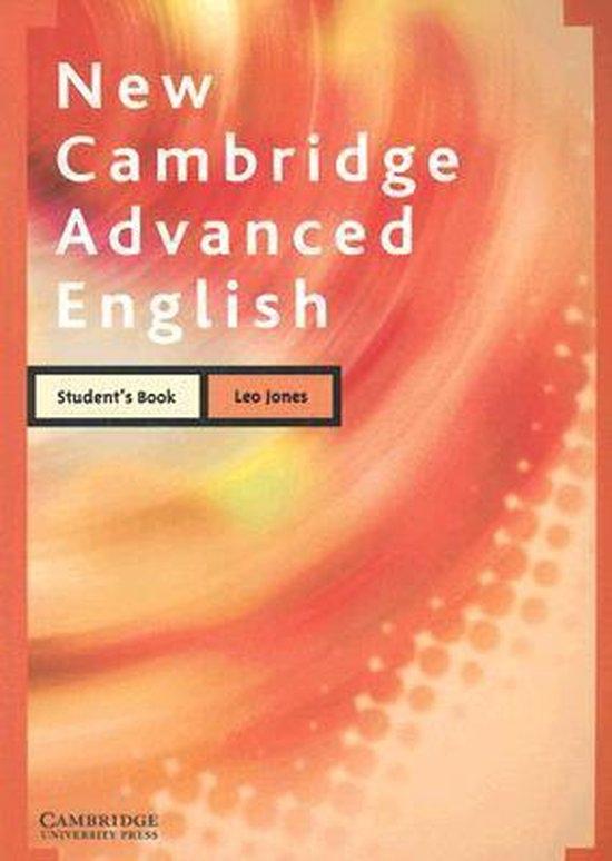 New Cambridge Advanced English Student´s book : 9780521629393
