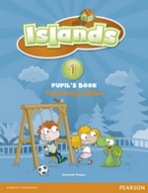 Islands Handwriting 1 Pupil´s Book with Online Acces