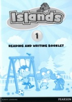 Islands 1 Reading and Writing Booklet : 9781408290002