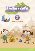 Islands 2 ActiveTeach (Interactive Whiteboard Software)