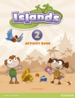 Islands 2 Activity Book with Online Access