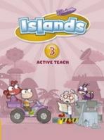 Islands 3 ActiveTeach (Interactive Whiteboard Software)