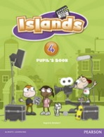 Islands 4 Pupil´s Book with Online Access