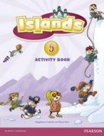 Islands 5 Activity Book with Online Access