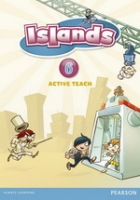 Islands 6 ActiveTeach (Interactive Whiteboard Software) : 9781408290774
