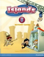 Islands 6 Activity Book with Online Access : 9781408290798
