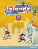 Islands 6 Pupil´s Book with Online Access