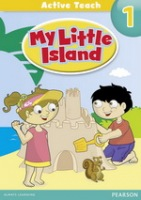 My Little Island 1 ActiveTeach (Interactive Whiteboard Software) : 9781408286562