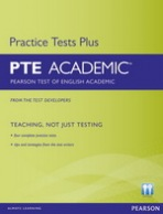 Practice Tests Plus for PTE (Pearson Test of English) Academic Student´s Book without Key with CD-ROM