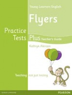 Cambridge Young Learners English Practice Tests Plus Flyers Teacher´s Book with Multi-ROM/Audio CD