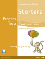 Cambridge Young Learners English Practice Tests Plus Starters Teacher´s Book with Multi-ROM/Audio CD : 9781408299425