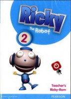 Ricky The Robot 2 Active Teach