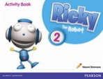 Ricky The Robot 2 Activity Book : 9781408285510