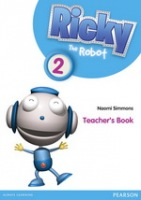 Ricky The Robot 2 Teacher´s Book