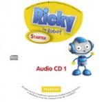 Ricky The Robot Starter Audio CD
