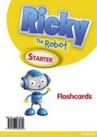 Ricky The Robot Starter Flashcards