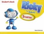 Ricky The Robot Starter Student´s Book : 9781408285657