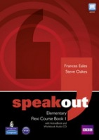 Speakout Elementary Flexi Coursebook 1 : 9781408291979
