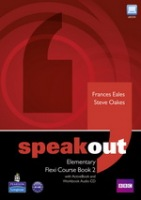 Speakout Elementary Flexi Coursebook 2