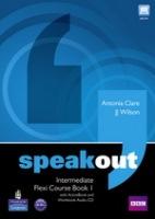 Speakout Intermediate Flexi Coursebook 1 : 9781408291993