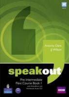 Speakout Pre-Intermediate Flexi Coursebook 1
