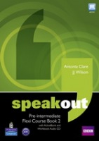 Speakout Pre-Intermediate Flexi Coursebook 2 : 9781408292020