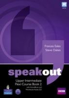 Speakout Upper-Intermediate Flexi Coursebook 2 : 9781408292044