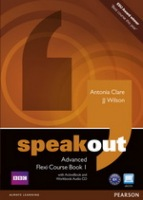 Speakout Advanced Flexi Coursebook 1 : 9781447931973