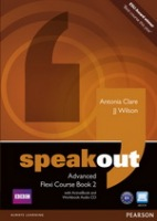 Speakout Advanced Flexi Coursebook 2