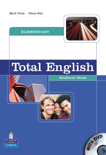 Total English Elementary Students Book + DVD