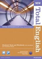 New Total English Upper Intermediate Flexi Student´s Book 2 : 9781408285879
