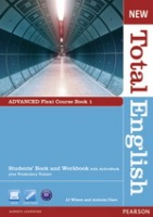 New Total English Advanced Flexi Student´s Book 1