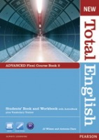 New Total English Advanced Flexi Student´s Book 2 : 9781408285824