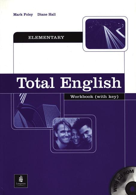 Total English Elementary Workbook + key + CD-ROM