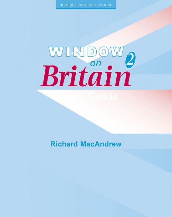 WINDOW ON BRITAIN 2 VIDEO GUIDE : 9780194593045