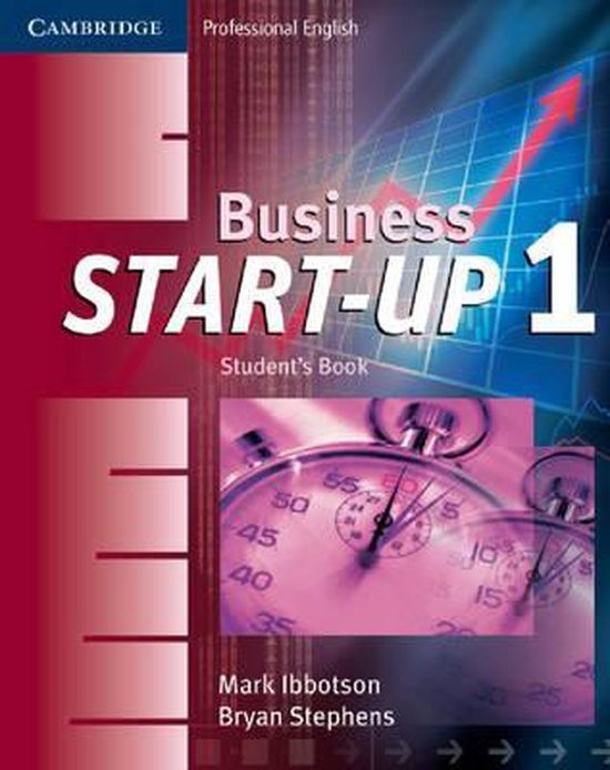Business Start-Up 1 Student´s Book