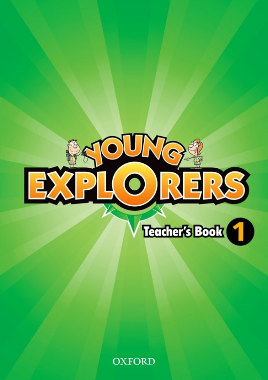 Young Explorers 1 Teacher´s Book