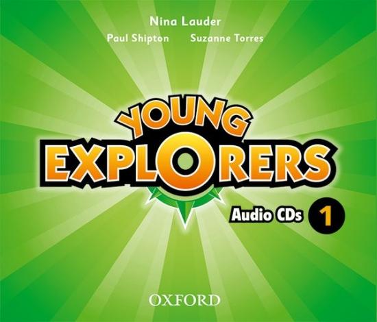 Young Explorers 1 Class CDs (3)