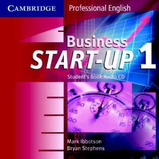 Business Start-Up 1 Set of 2 Audio CDs