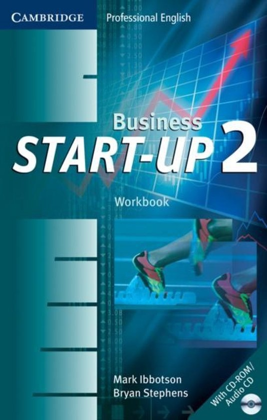 Business Start-Up 2 Workbook with Audio CD/CD-ROM