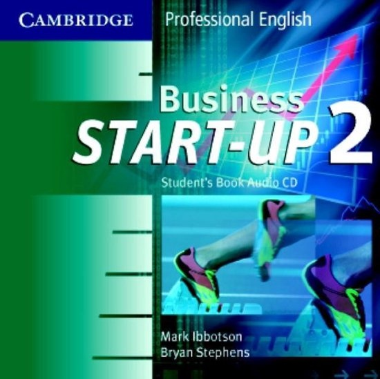 Business Start-Up 2 Set of 2 Audio CDs : 9780521534727