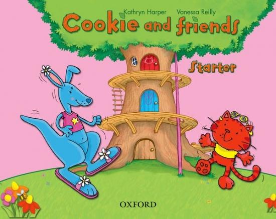 Cookie and Friends Starter Classbook