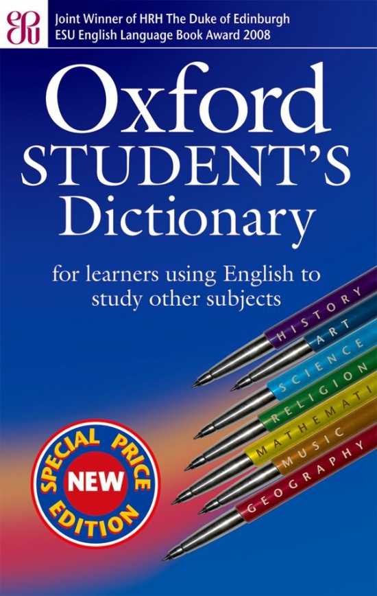 OXFORD STUDENT´S DICTIONARY 2nd Low Price Edition : 9780194398695